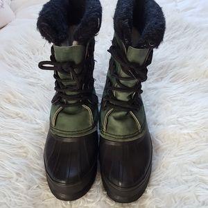 Sorel alpine boots